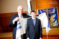 Ian's Bar Mitzvah at Congregation Beth Tikvah, Columbus Ohio