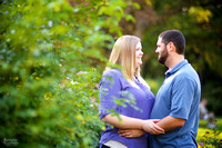 Melissa & Charles: Inniswood Gardens Engagement Session