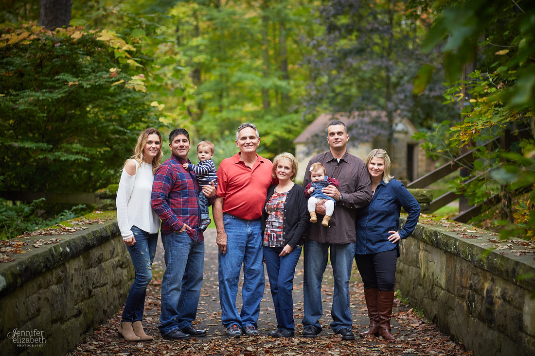 The V Family: Portrait Session in David Fortier Park